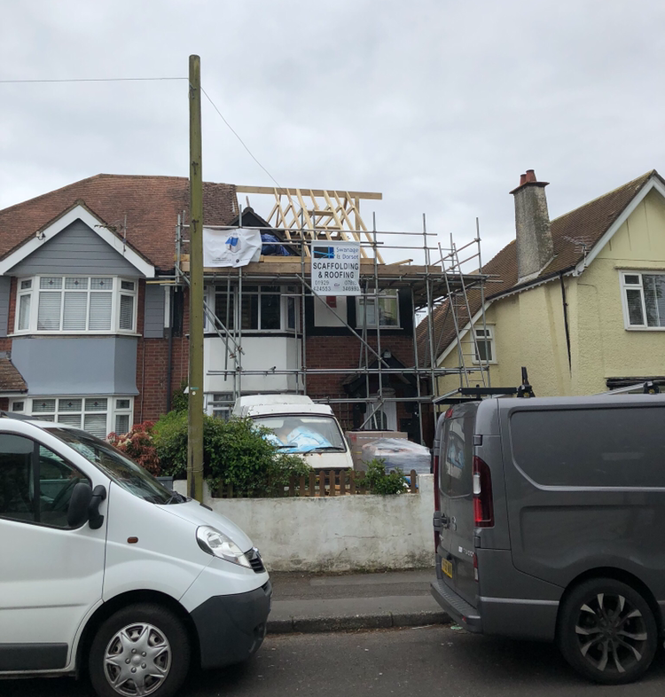 Re Roof in Poole, Bournemouth and Dorset