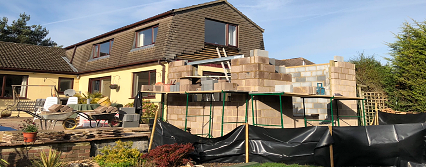 House Refurbishments, Home Renovation, Construction, Poole, Bournemouth, Dorset