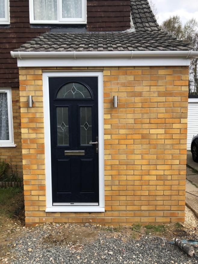 Rebuild a Front Porch Canford Heath