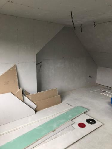 Bournemouth Loft Conversion and plastering