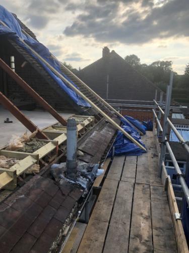 Bournemouth Loft Renovation Roof