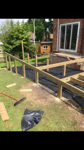 Penn Hill Decking