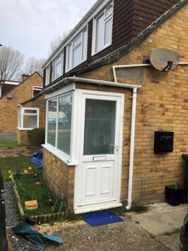 Porch Rebuild Poole