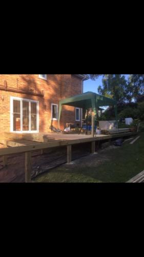 Penn Hill Decking in Poole
