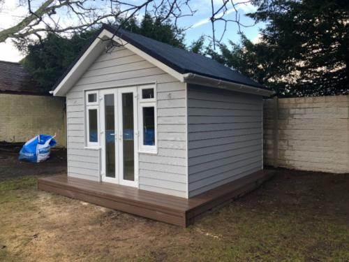 Summer House in Bournemouth