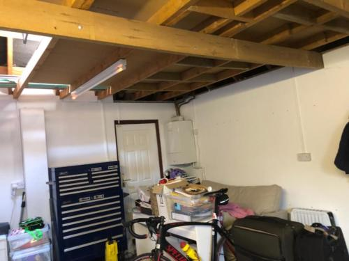 Garage Conversion Near Lymington