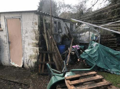 Hamworthy Garage Overhaul